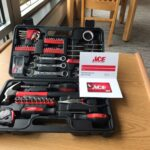 Cartman 148 piece Tool Set in Case with a $20 Ace Hardware Gift Card